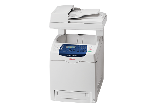 xerox phaser 6180 mfp fax instructions