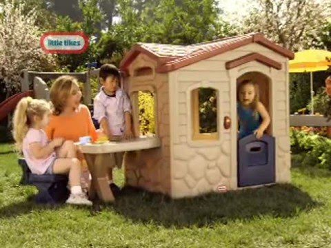 little tikes picnic and playhouse instructions