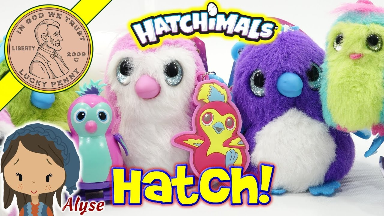 hatchimals mystery minis instructions